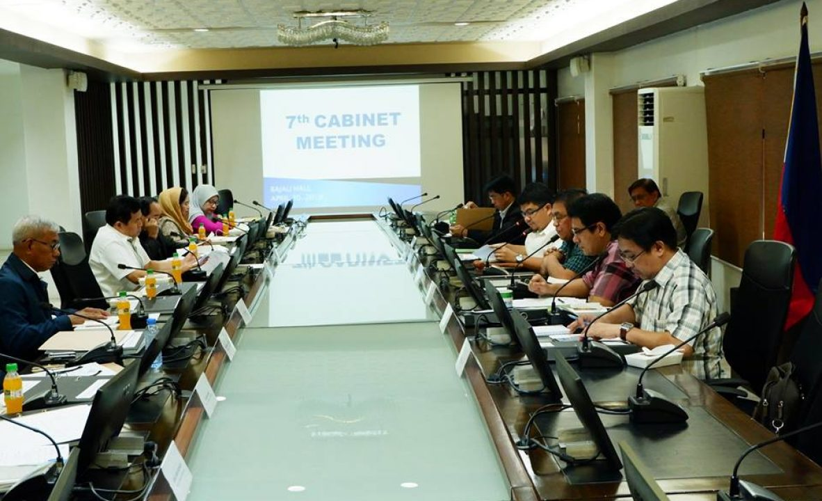 7th Cabinet Meeting E