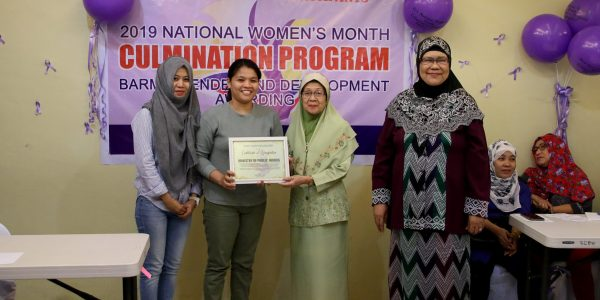 BARMM culminates Women's Month celebration-4