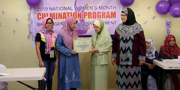 BARMM culminates Women's Month celebration-5