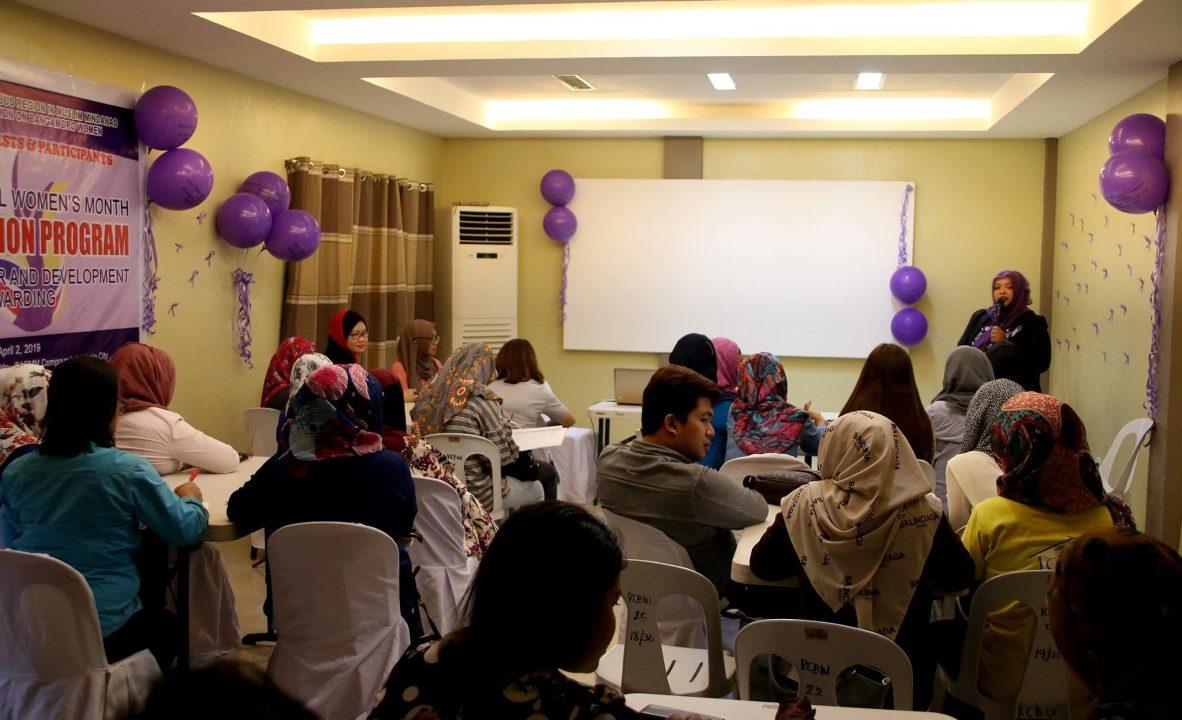 BARMM culminates Women's Month celebration-8