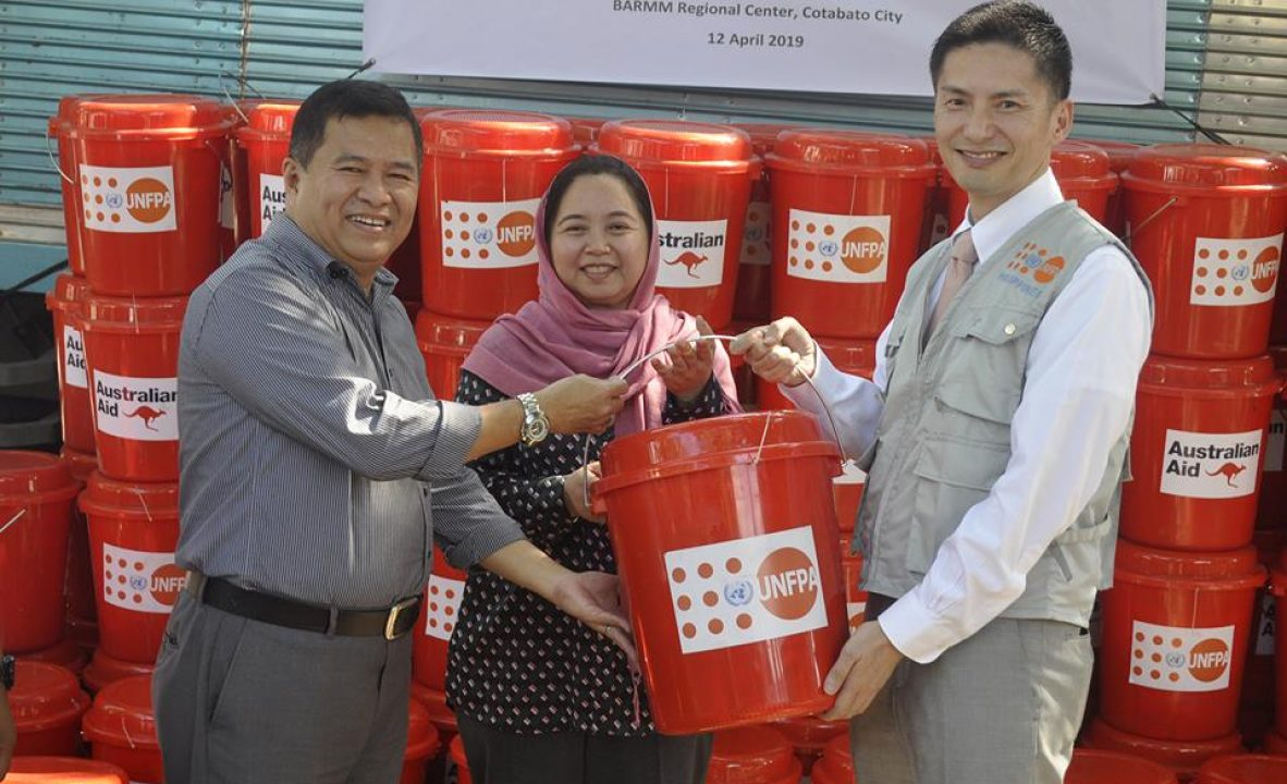 BARMM to distribute dignity kits to women in conflict affected areas E