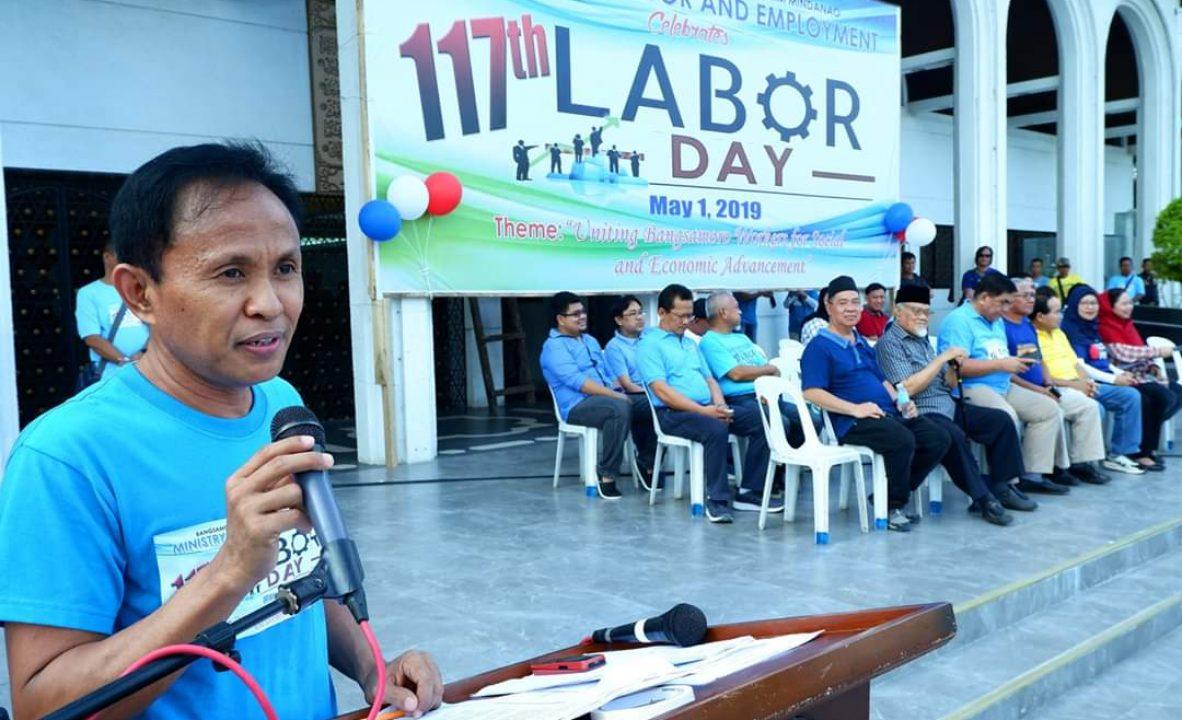 BARMM 117th Labor Day06