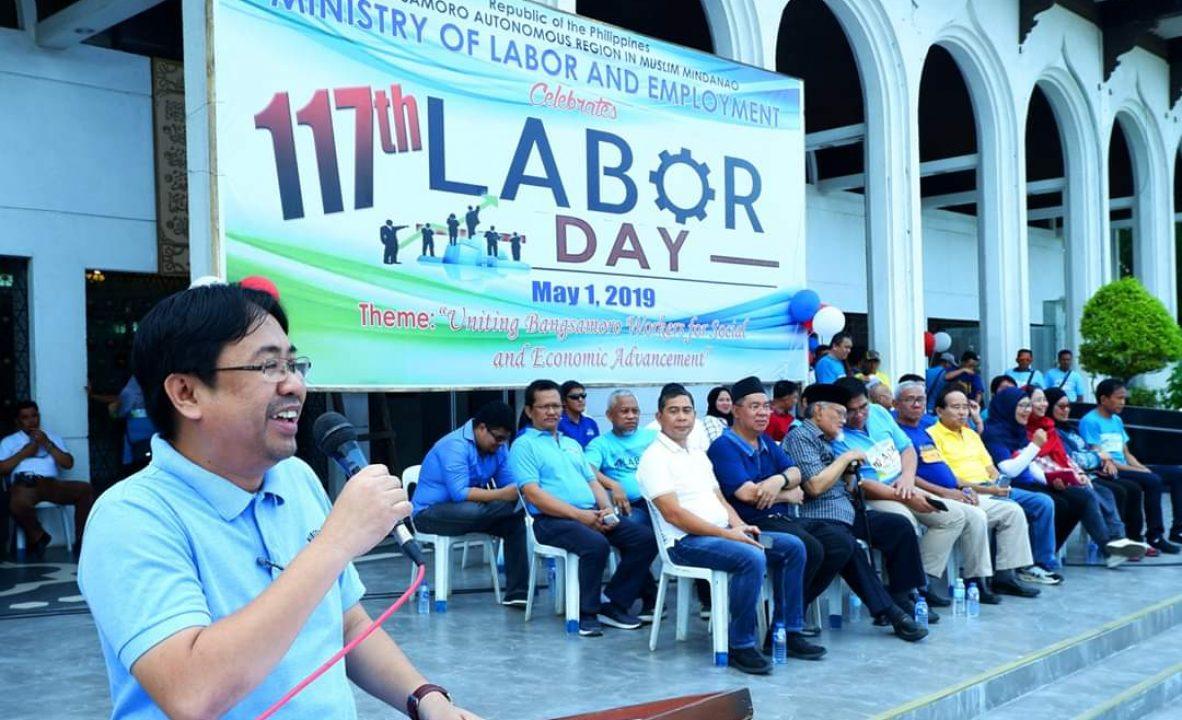 BARMM 117th Labor Day07