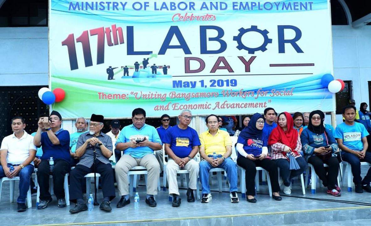 BARMM 117th Labor Day10