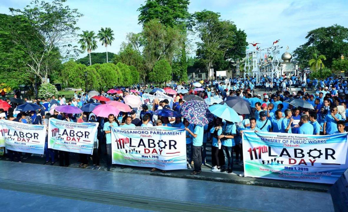 BARMM 117th Labor Day11