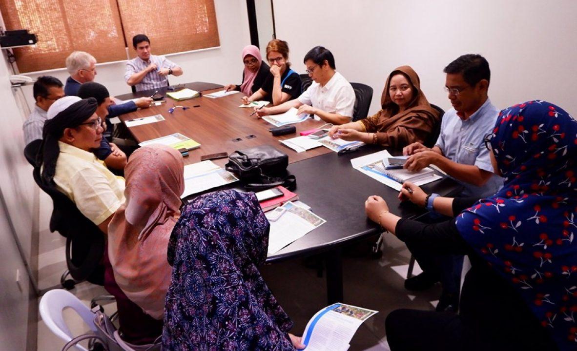 BARMM, WFP sign memorandum of agreement E