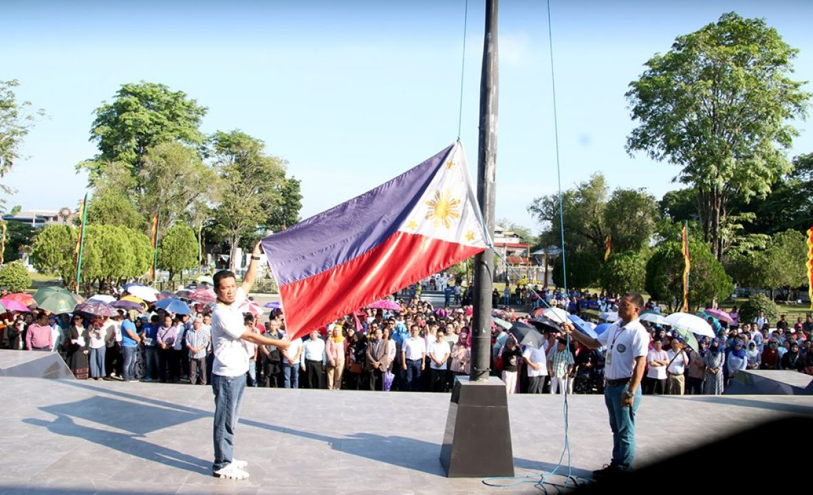 BARMM joins national flag day celebration 1