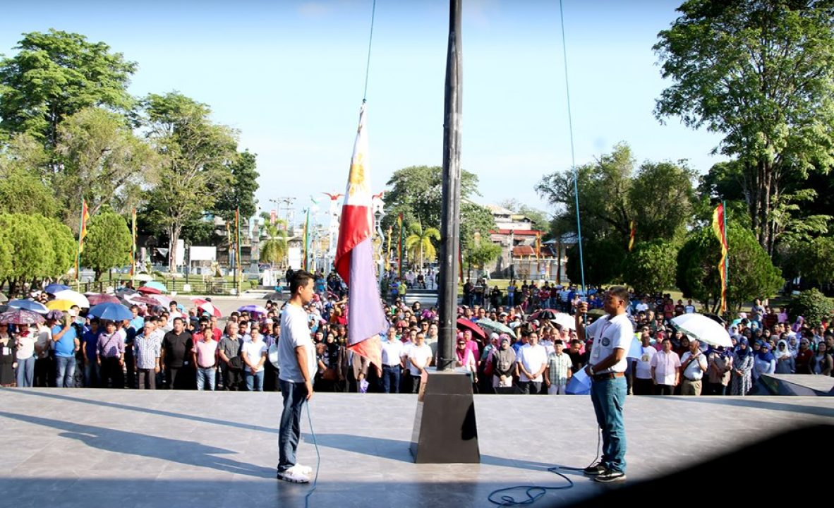 BARMM joins national flag day celebration 2