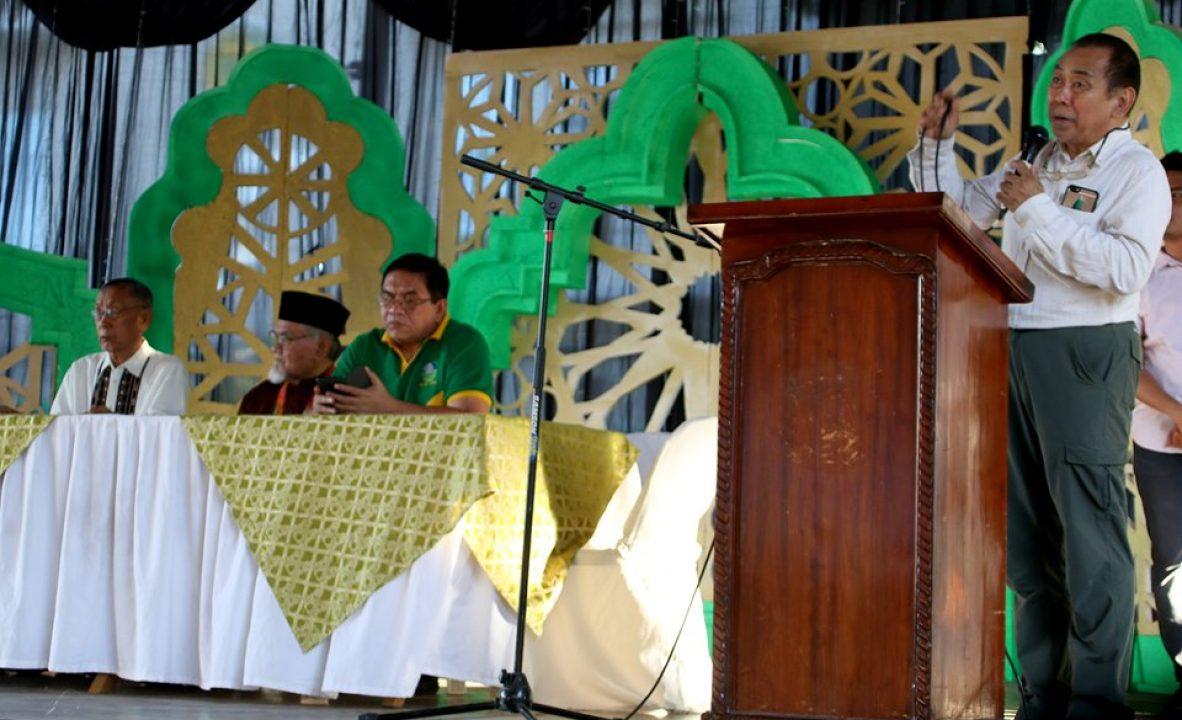BARMM officially opens Ramadhan Trade Fair D