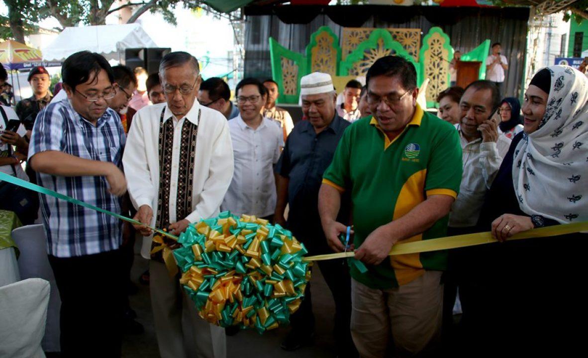 BARMM officially opens Ramadhan Trade Fair F