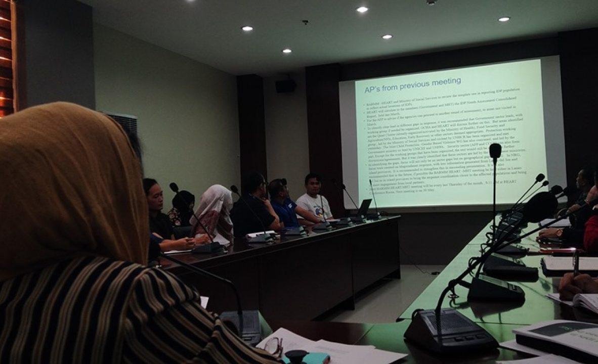 BARMM HEART convenes Mindanao Humanitarian Team 2