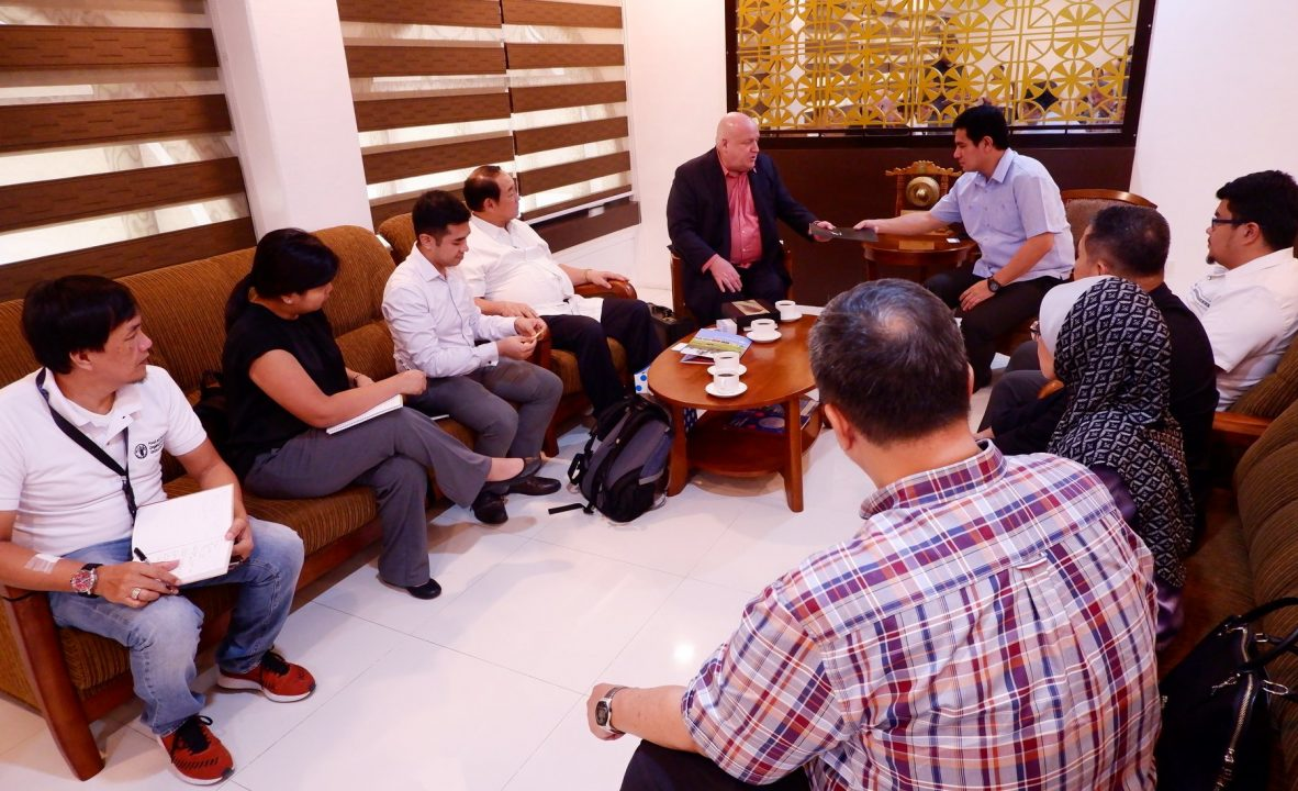 New Zealand ambassador visits Bangsamoro government 1