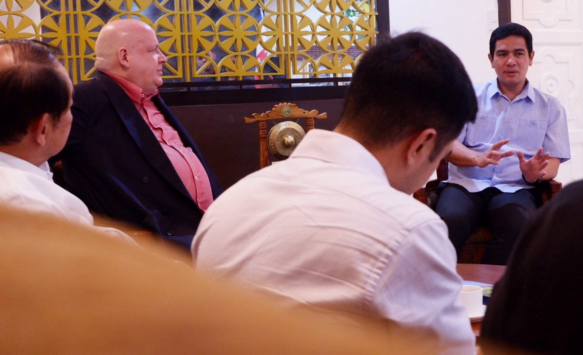 New Zealand ambassador visits Bangsamoro government 3