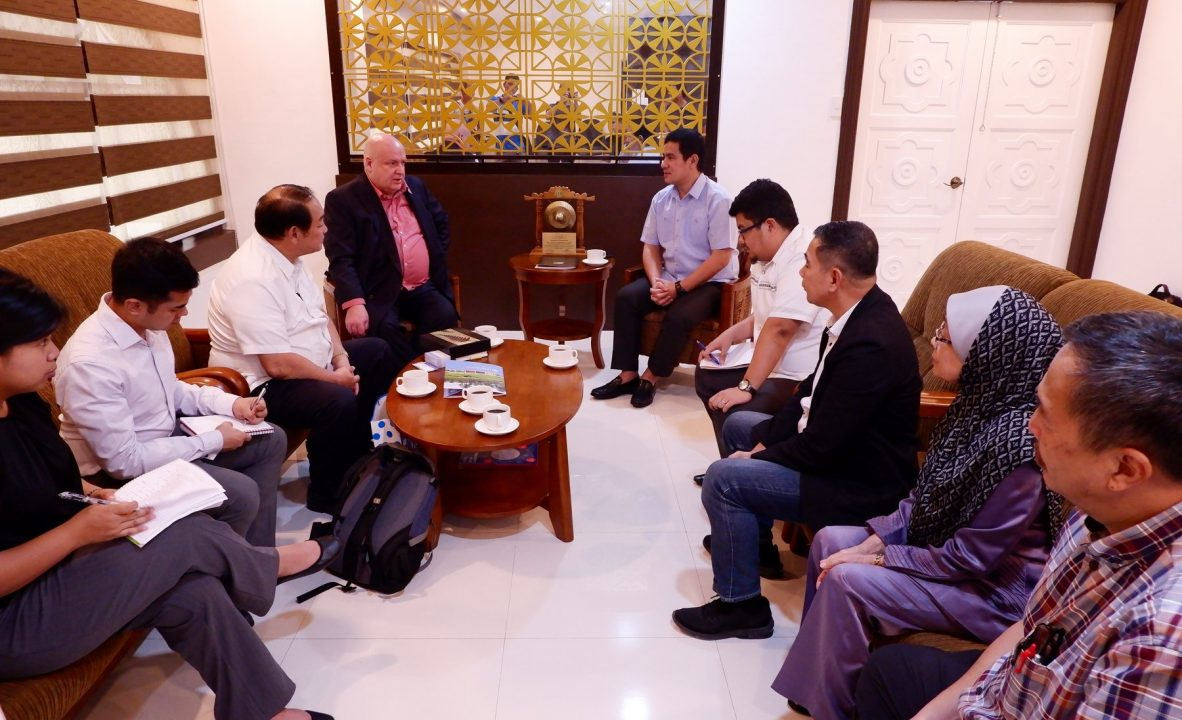 New Zealand ambassador visits Bangsamoro government 4