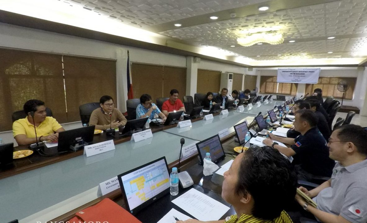 JICA presents final report on the CCDP for the Bangsamoro 6