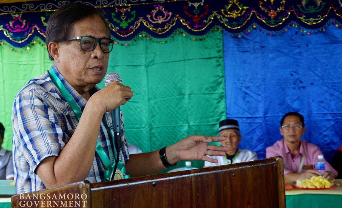 MOH-BARMM conducts forum on Nutrition 2