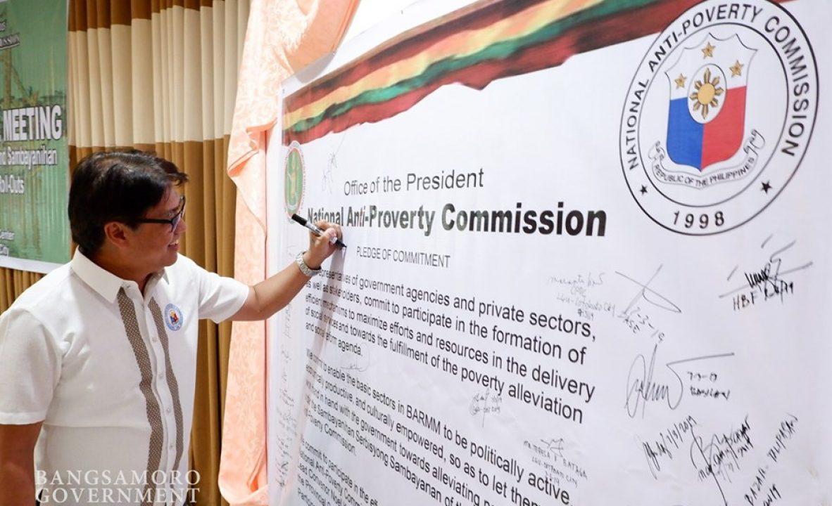 NAPC, partner stakeholders sign pledge of commitment 6