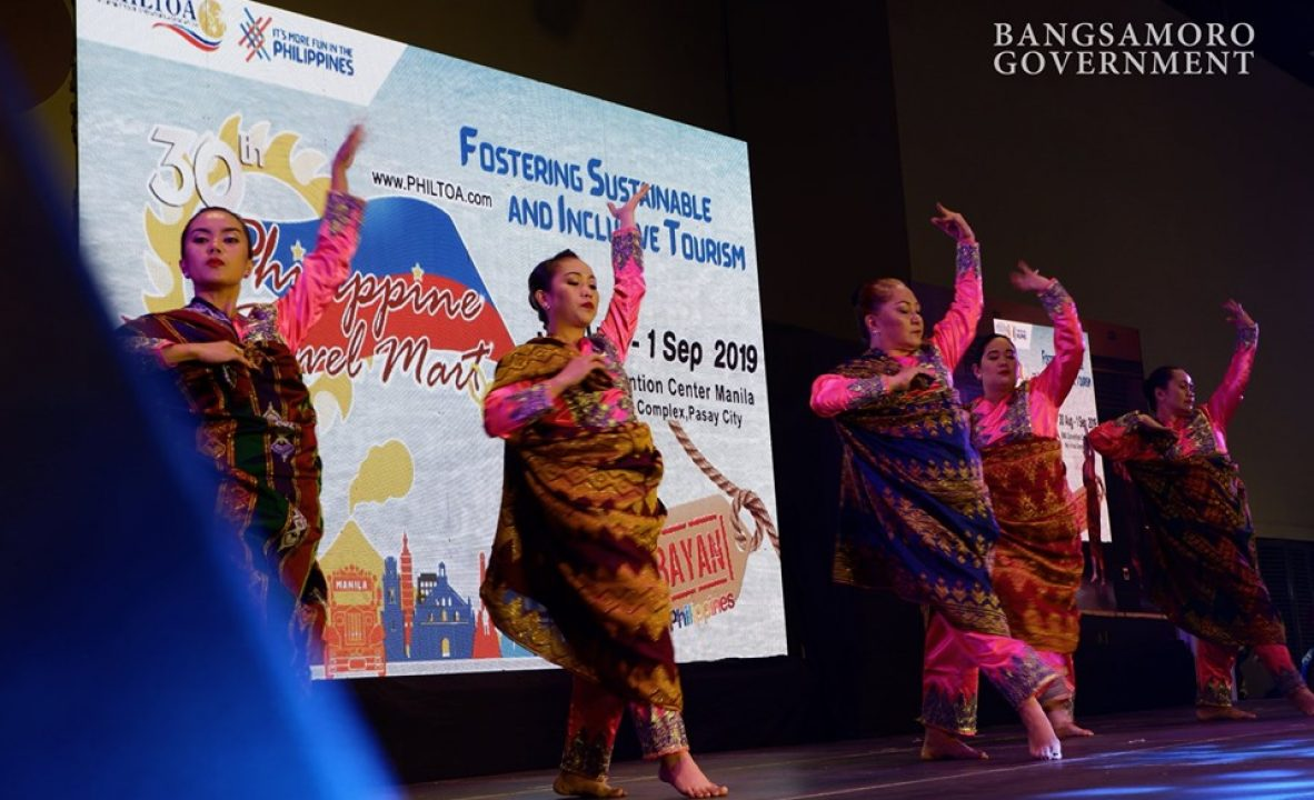 BARMM wins in the 30th Philippine Travel Mart Competition 10