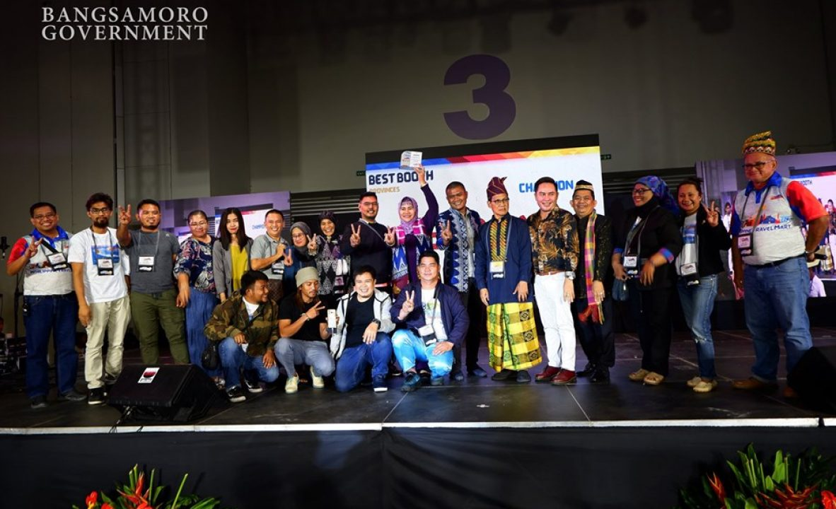 BARMM wins in the 30th Philippine Travel Mart Competition 2
