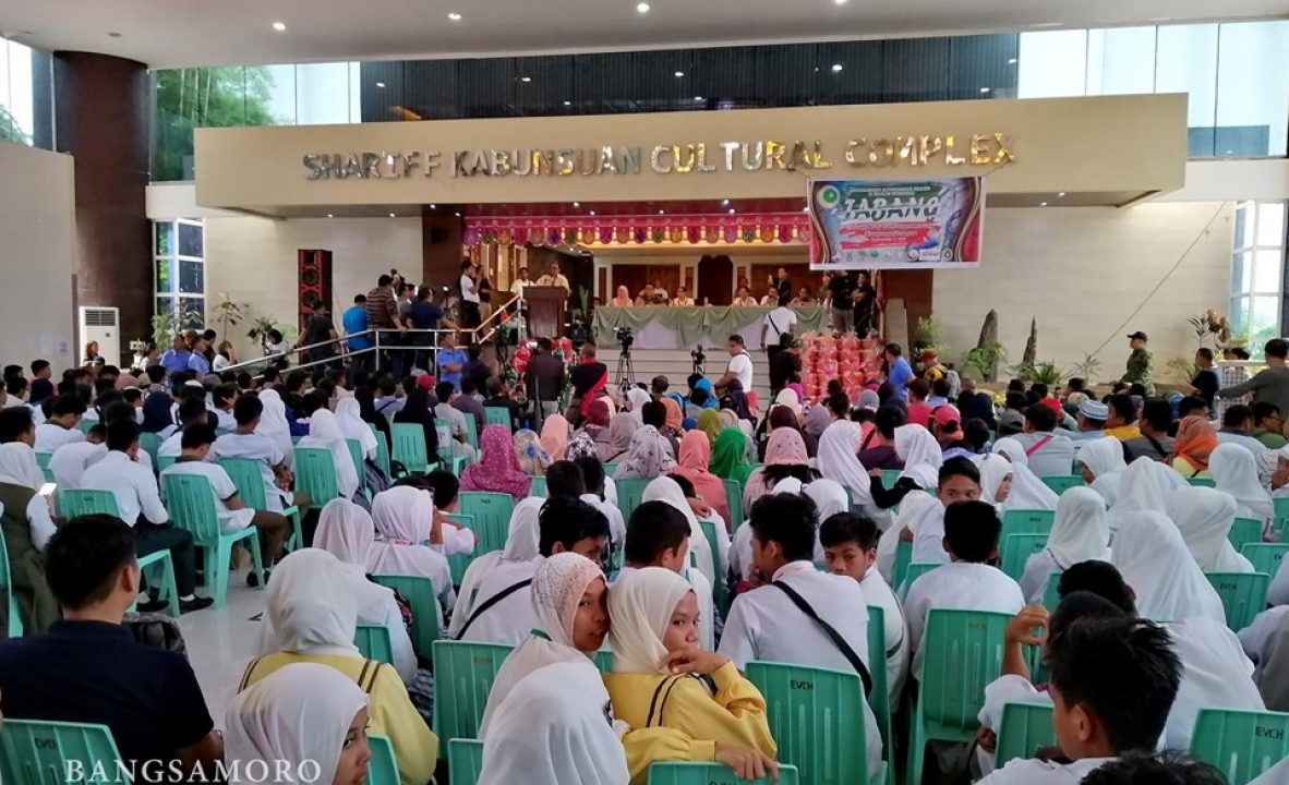 Bangsamoro Government launches Project Tabang 11
