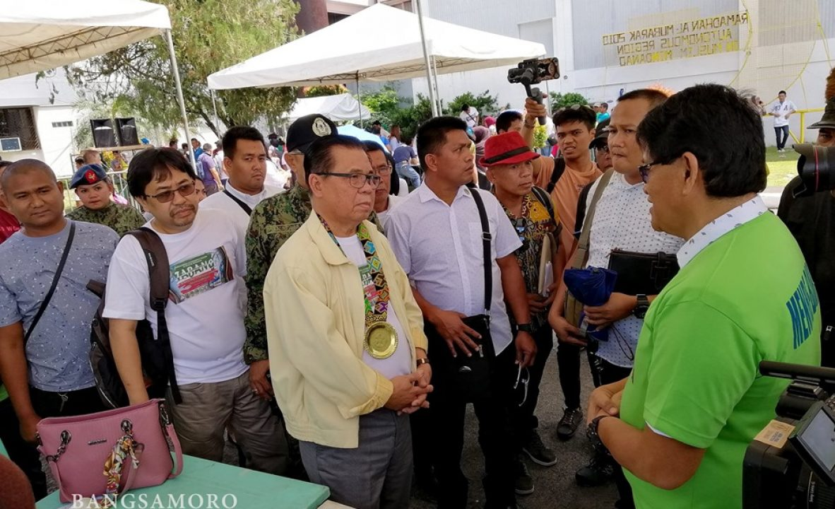 Bangsamoro Government launches Project Tabang 15