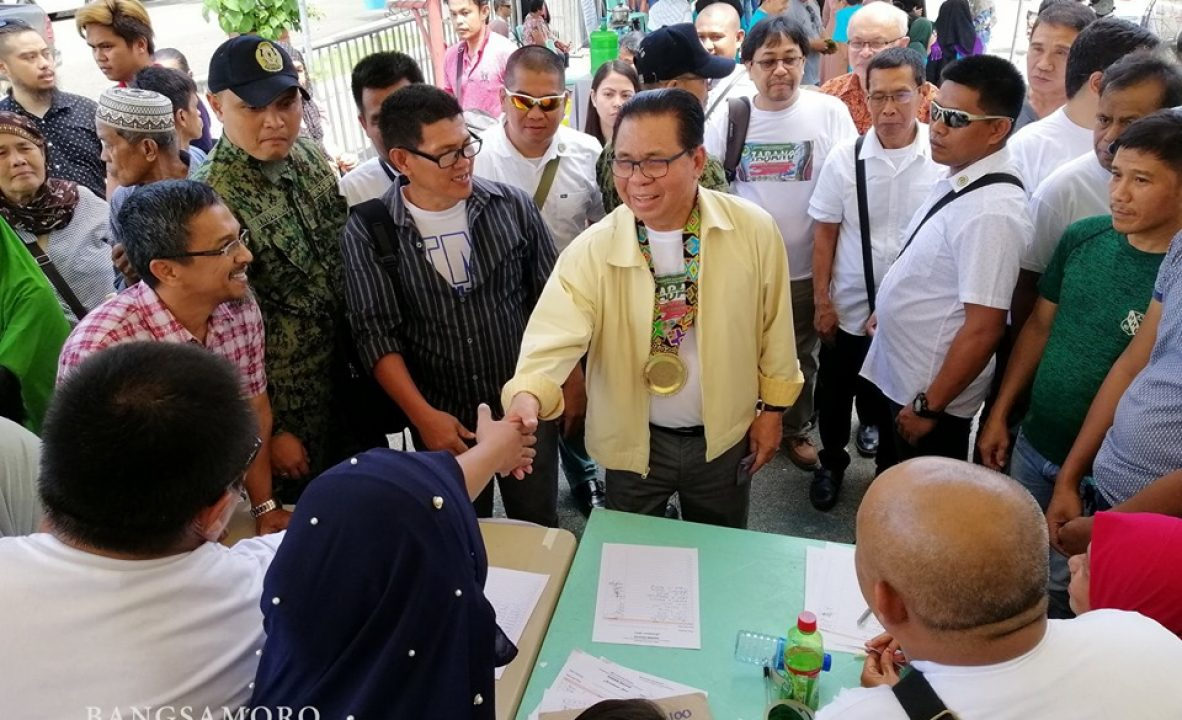 Bangsamoro Government launches Project Tabang 16