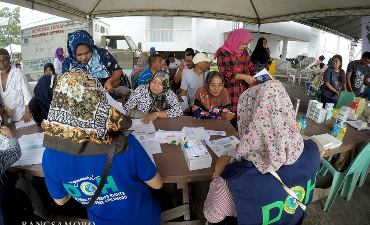 Bangsamoro Government launches Project Tabang 3