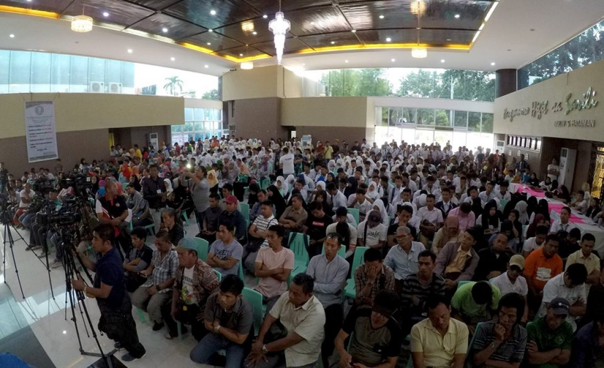 Bangsamoro Government launches Project Tabang 9